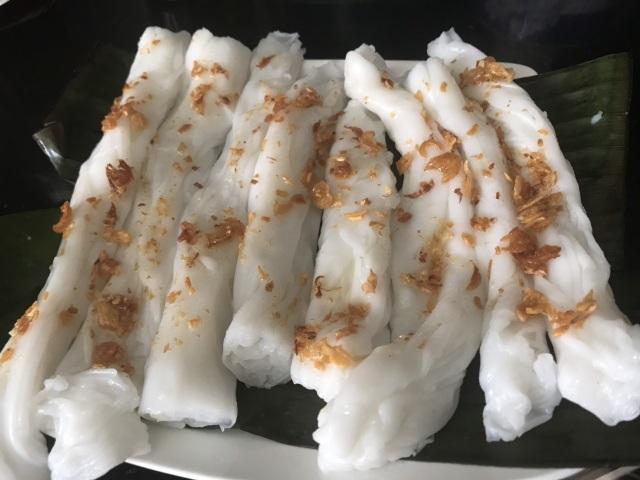 Chi cả chục triệu đồng tìm món... bánh mướt xứ Nghệ - 4