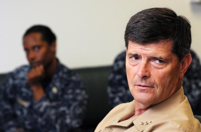 Ứng viên Tư lệnh Hải quân Mỹ đột ngột nghỉ hưu - 1