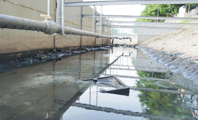 Công nghệ Nhật Bản giúp giảm đáng kể lớp bùn trên sông Tô Lịch - 5