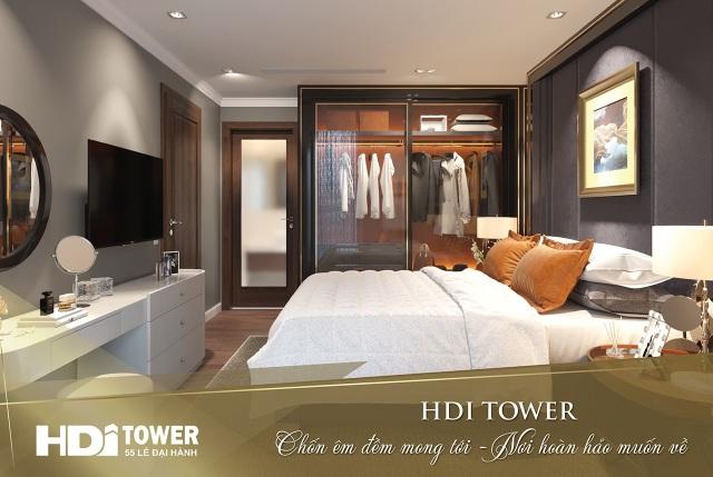 HDI TOWER – 55 Lê Đại Hành: Căn hộ khách sạn - Dịch vụ 5 sao - 2