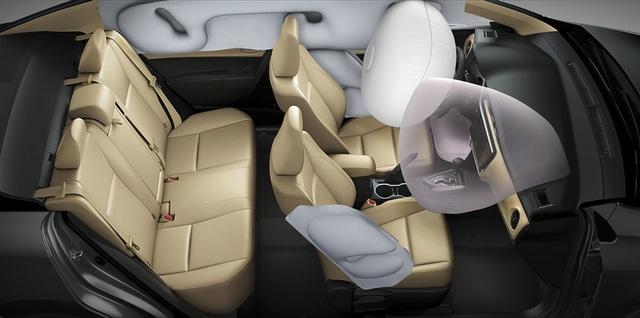 """Toyota Việt Nam dành tặng ưu đãi đặc biệt với mẫu xe """"không tuổi"""" Corolla Altis - 4"""