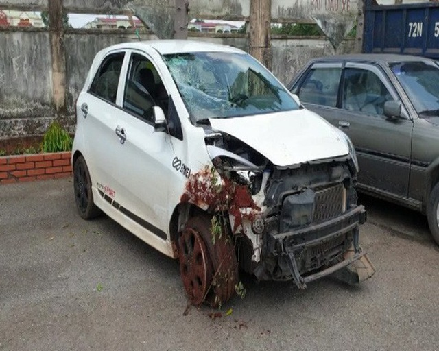 Xác định danh tính CSGT lái ôtô tông chết người rồi bỏ chạy ở Vũng Tàu - 1