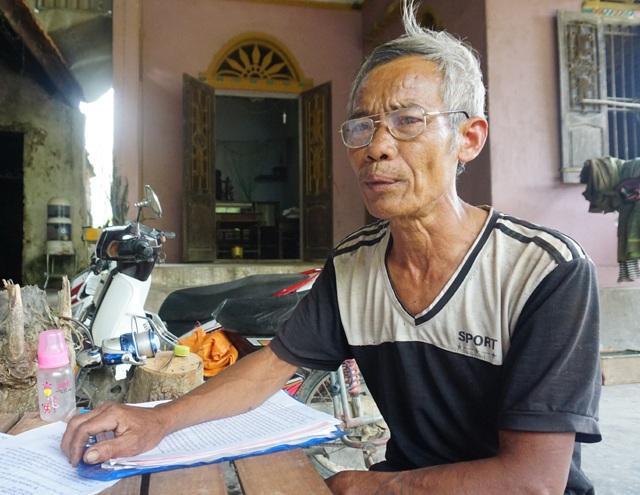 """Hàng chục hộ dân """"mắc kẹt"""" tại quỹ hỗ trợ nông dân xã: Người vay nhận nợ nhưng chưa trả! - 1"""