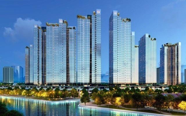 Sunshine City Sài Gòn lọt vào tầm ngắm của khách hàng Hàn Quốc - 1