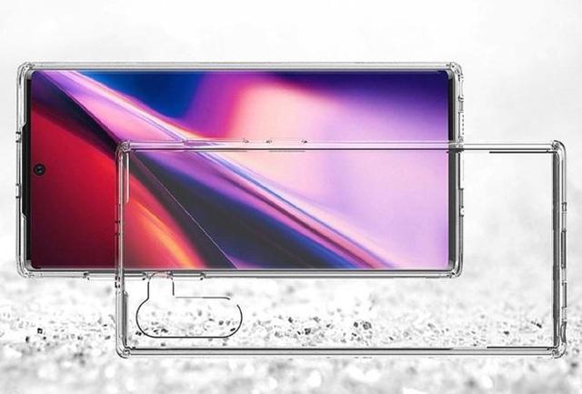 Bộ đôi Galaxy Note10 lộ diện rõ nét qua loạt ảnh chính thức - 3