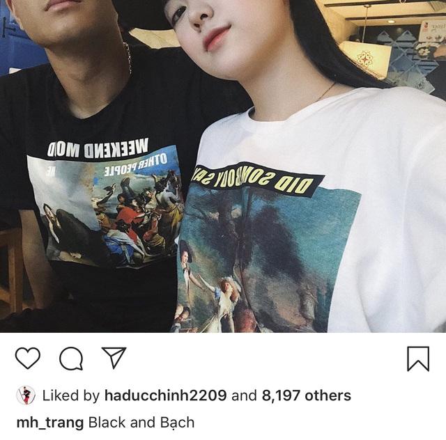 Cầu thủ Hà Đức Chinh và bạn gái: Từ úp mở tới công khai tỏ tình - 5