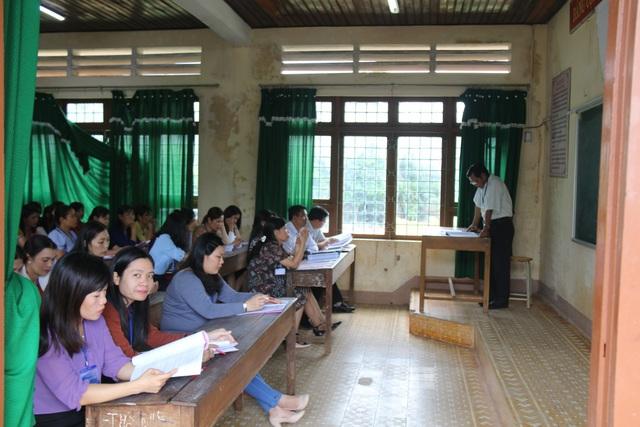Đắk Nông: Gần 50% thí sinh có điểm thi môn Ngữ Văn dưới trung bình - 2