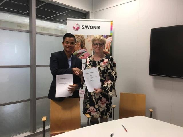 Hội thảo du học và định cư Phần Lan cùng trường Turku và Savonia - 2