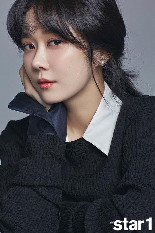 Mỹ nhân U40 Jang Nara vẫn trẻ đẹp như thiếu nữ - 17