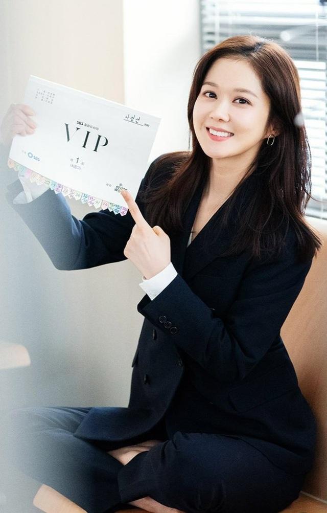Mỹ nhân U40 Jang Nara vẫn trẻ đẹp như thiếu nữ - 11