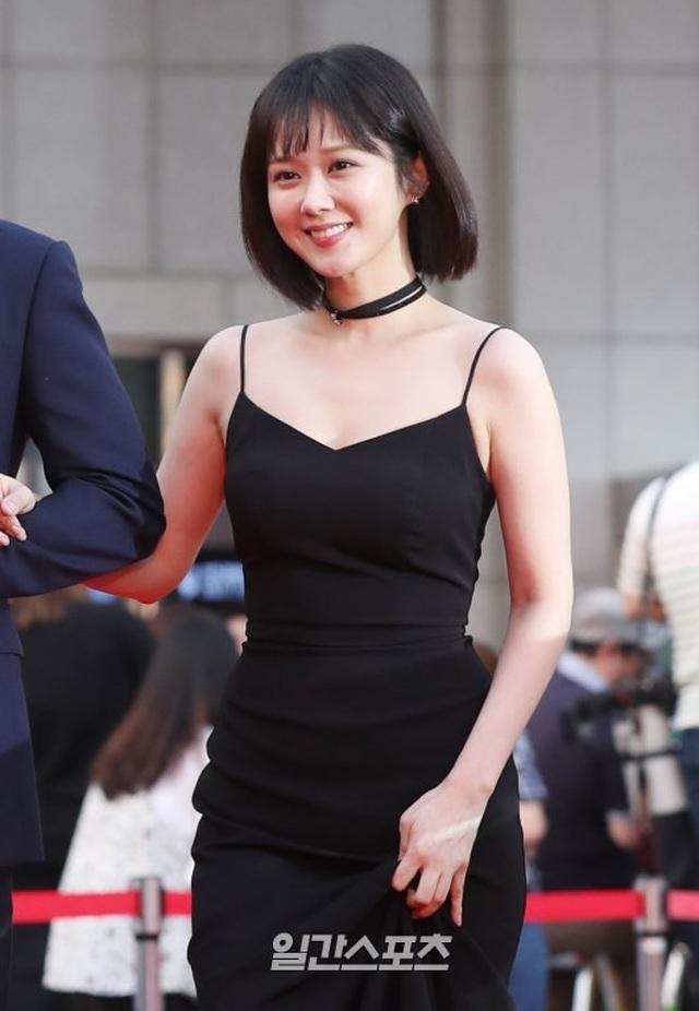 Mỹ nhân U40 Jang Nara vẫn trẻ đẹp như thiếu nữ - 18