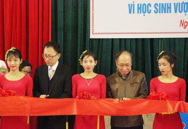 Tổ chức Shinnyo-en Nhật Bản phối hợp Quỹ Khuyến học Việt Nam tiếp tục tài trợ học sinh, sinh viên nghèo vượt khó - 6