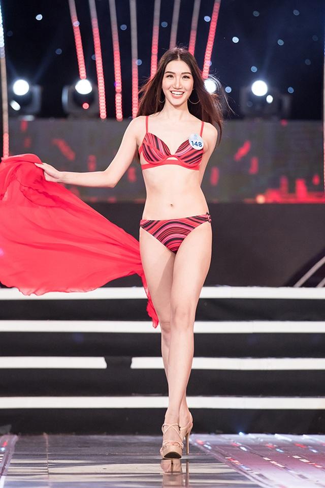 """""""Mướt mắt"""" trước màn trình diễn bikini của 20 người đẹp Miss World Việt Nam 2019 - 1"""