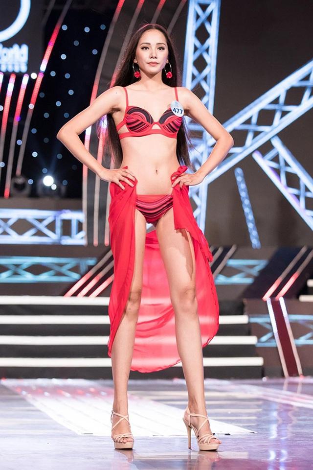"""""""Mướt mắt"""" trước màn trình diễn bikini của 20 người đẹp Miss World Việt Nam 2019 - 15"""