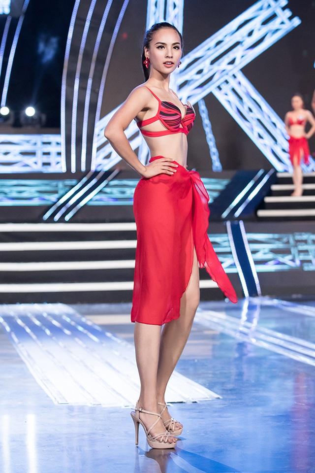 """""""Mướt mắt"""" trước màn trình diễn bikini của 20 người đẹp Miss World Việt Nam 2019 - 7"""