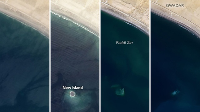 """Bí ẩn """"núi động đất"""" bị đại dương nuốt chửng - 1"""