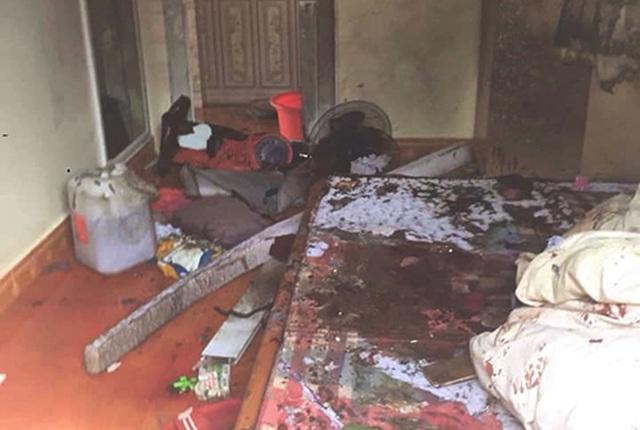 Người phụ nữ nghi bị tình nhân phóng hỏa cùng mẹ và 2 con gái - 1
