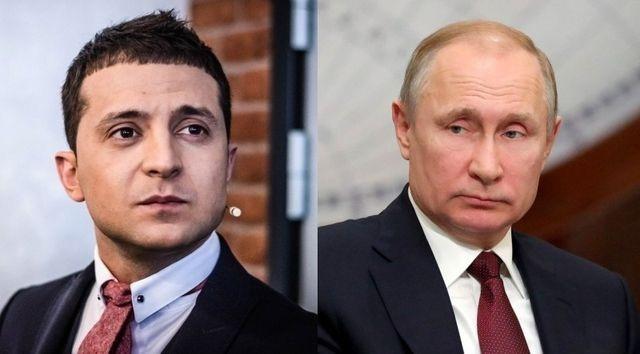 Tổng thống Ukraine tuyên bố sẵn sàng gặp người đồng cấp Nga Putin - 1