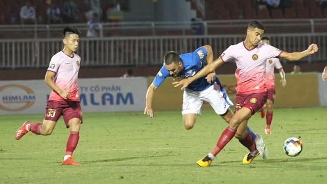 Mạc Hồng Quân ghi bàn, Than Quảng Ninh vẫn bị chia điểm ở sân Thống Nhất - 6
