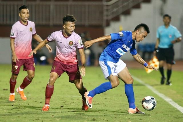 Mạc Hồng Quân ghi bàn, Than Quảng Ninh vẫn bị chia điểm ở sân Thống Nhất - 4