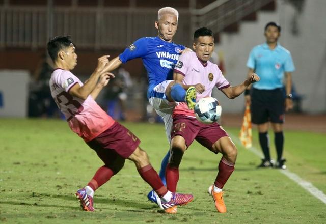 Mạc Hồng Quân ghi bàn, Than Quảng Ninh vẫn bị chia điểm ở sân Thống Nhất - 5