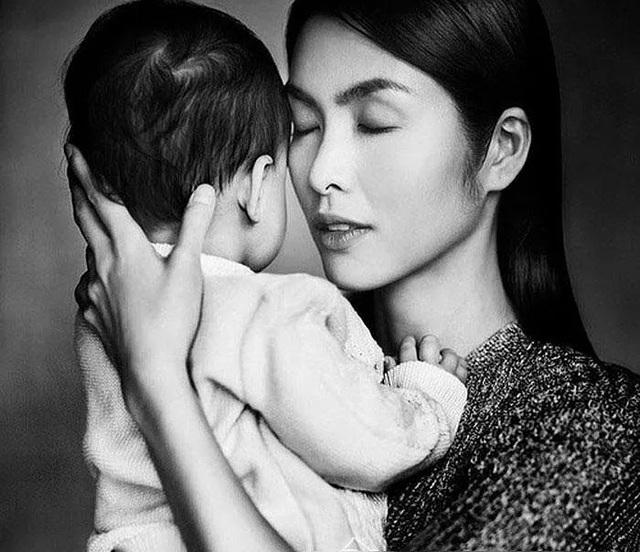 """Tăng Thanh Hà được khen nức nở vẻ đẹp không """"nhân bản trăm cô như một"""" - 4"""