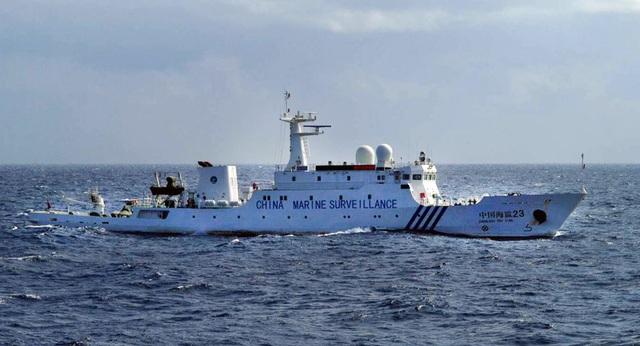 Australia nghi Trung Quốc điều tàu chiến do thám tập trận chung với Mỹ - Nhật - 1