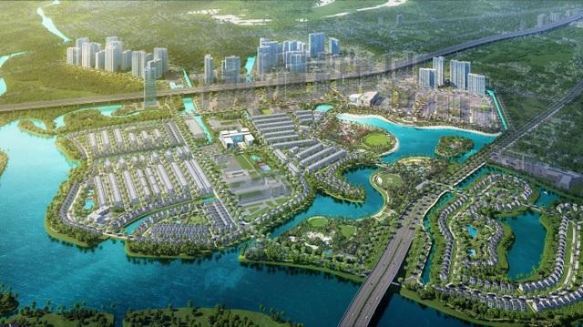 """Vinhomes Grand Park: Thành phố thông minh - Công viên đầu tiên tại TP. HCM chính thức """"chào sân"""" - 1"""