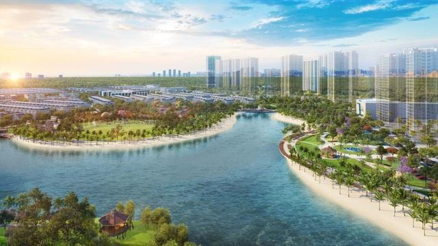 """Vinhomes Grand Park: Thành phố thông minh - Công viên đầu tiên tại TP. HCM chính thức """"chào sân"""" - 2"""