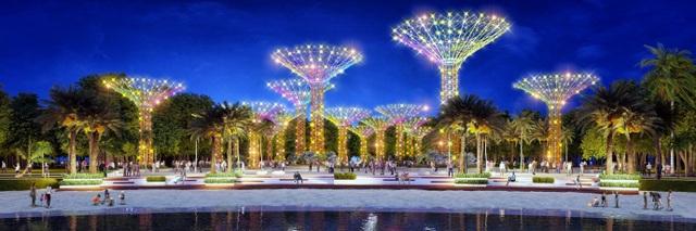 """Vinhomes Grand Park: Thành phố thông minh - Công viên đầu tiên tại TP. HCM chính thức """"chào sân"""" - 3"""