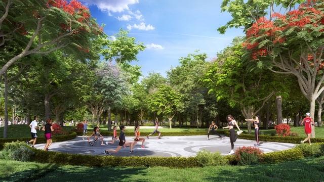 """Vinhomes Grand Park: Thành phố thông minh - Công viên đầu tiên tại TP. HCM chính thức """"chào sân"""" - 4"""