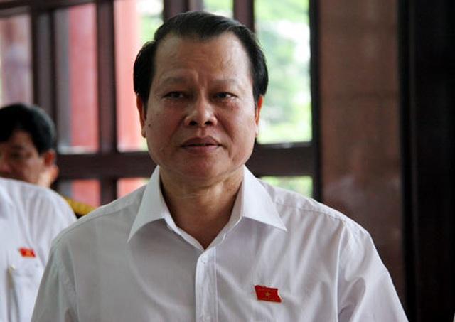 Đề nghị Bộ Chính trị kỷ luật nguyên Phó Thủ tướng Vũ Văn Ninh - 1
