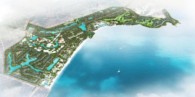Xúc tiến gặp mặt đối tác chiến lược 3 miền, siêu dự án FLC Quảng Ngãi chính thức khởi động - 2