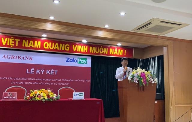 ZaloPay cùng Agribank ký kết hợp tác chiến lược - 3