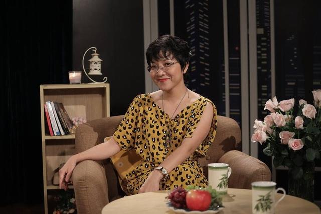 """MC Thảo Vân: """"Tôi sẽ không sống nổi khi mất sạch trí nhớ về con trai"""" - 1"""
