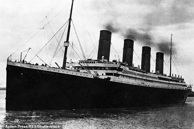 Người đàn ông sống sót qua hai vụ chìm tàu Titanic và Lusitania - 2