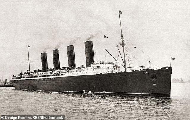 Người đàn ông sống sót qua hai vụ chìm tàu Titanic và Lusitania - 4