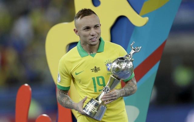 Đội hình tiêu biểu Copa America 2019: Brazil áp đảo - 3