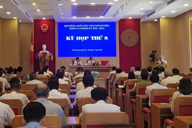 Chủ tịch HĐND Khánh Hòa: Đụng dự án nào sai dự án đó, núi thì xẻ, biển thì lấp! - 1