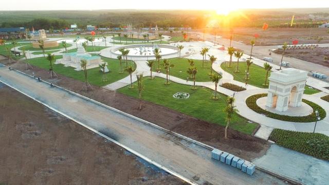 Tập trung phát triển cảnh quan tiện ích, đô thị phức hợp tại Bình Phước hấp dẫn giới đầu tư - 1