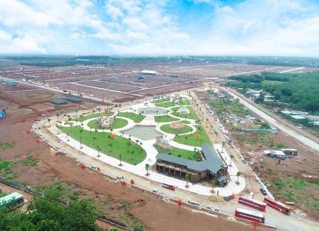 Tập trung phát triển cảnh quan tiện ích, đô thị phức hợp tại Bình Phước hấp dẫn giới đầu tư - 2