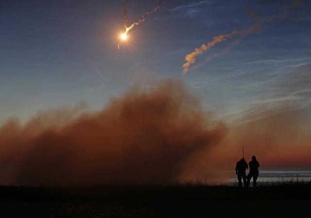 Mỹ diễn tập tiêu diệt mục tiêu bằng hệ thống phòng không cơn lốc lửa tại Đông Âu' - 5