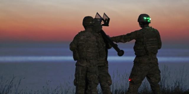 Mỹ diễn tập tiêu diệt mục tiêu bằng hệ thống phòng không cơn lốc lửa tại Đông Âu' - 4