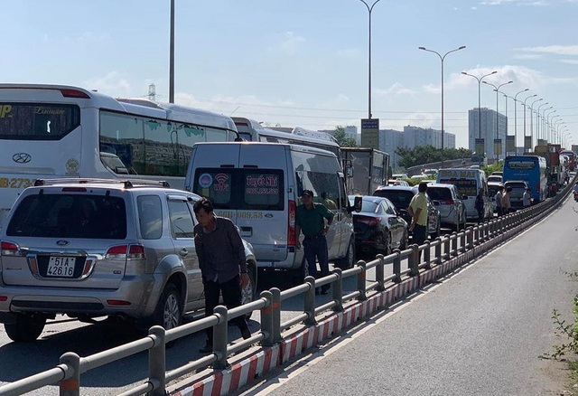 """Xác định """"thủ phạm"""" gây hỗn loạn giao thông phía Đông Sài Gòn - 3"""