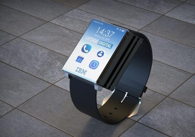 """Ấn tượng chiếc smartwatch """"biến hoá"""" thành điện thoại, máy tính bảng - 1"""
