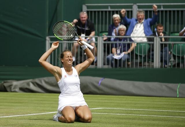 Tay vợt 15 tuổi dừng bước trước thềm tứ kết Wimbledon 2019 - 3