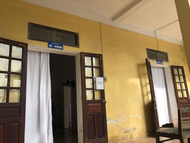 Bộ trưởng Y tế gay gắt phê bình sự lãng phí phòng cho sinh đẻ tại các trạm y tế xã - 2