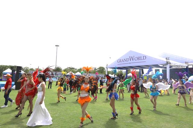 Chuỗi sự kiện Grand World Carnival 2019 thu hút quan tâm của nhà đầu tư 2 miền Nam - Bắc - 1