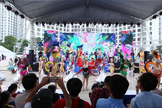 Chuỗi sự kiện Grand World Carnival 2019 thu hút quan tâm của nhà đầu tư 2 miền Nam - Bắc - 6