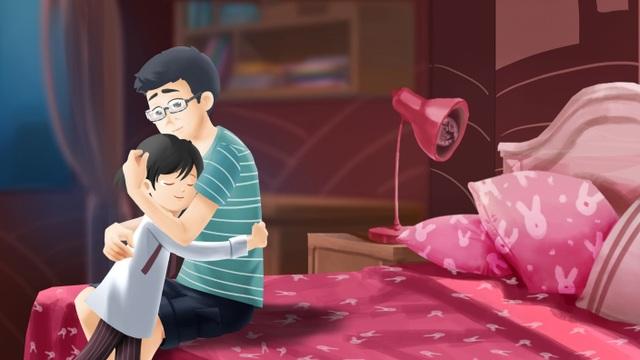 Bố không hoàn hảo, nhưng bố yêu con theo cách của riêng mình - 9